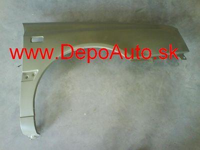 VW Golf III 9/91-95 blatník Pravý,obdlžnikový otvor