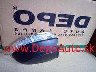 VW JETTA 4/2010- smerovka v zrkadle Pravá / LED