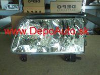 VW Polo 10/99-12/01 svetlo H1+H7 Lavé / DJ AUTO /