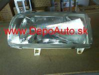 VW VENTO 9/91-9/97 svetlo H4 Pravé