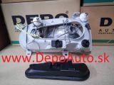 VW GOLF III 9/91-99 svetlo H1+H1 Pravé / DJ AUTO /