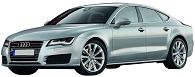 Audi A7 10/2010-
