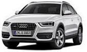 Audi Q3 6/2011-