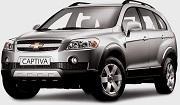 Chevrolet CAPTIVA 6/2006-