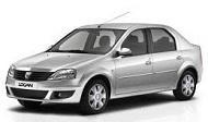 Dacia LOGAN 9/2008-