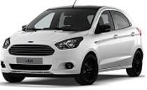 Ford KA+ 9/2016-