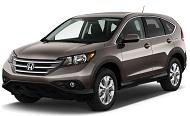 Honda CRV 10/2012-