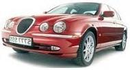 Jaguar S-TYPE 10/1998-2002