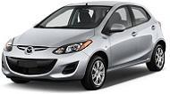 Mazda 2 2/2010-2014