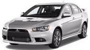 Mitsubishi LANCER 2008-