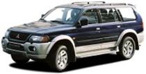Mitsubishi PAJERO SPORT 7/96-