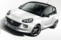Opel ADAM 2012-