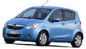 Opel AGILA  4/2008-