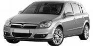 Opel ASTRA H 03/04-2007