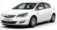 Opel ASTRA J 09/2009-
