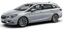 Opel ASTRA K 8/2015-