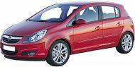 Opel CORSA D 06-