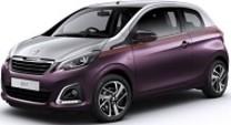 Peugeot 108 2014-