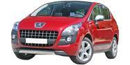 Peugeot 3008  6/09-
