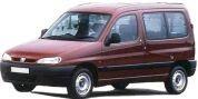 Peugeot PARTNER 10/96-12/02
