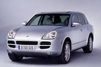 Porsche CAYENNE 2002-2007