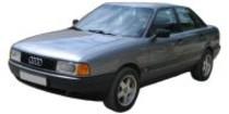 Audi 80 9/86-9/91