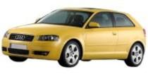 Audi A3 6/03-7/2008