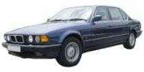 BMW 7 E32 10/86-8/94