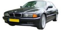 BMW 7 E38 9/94-9/01