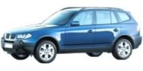 BMW X3 E83 1/04-10/06