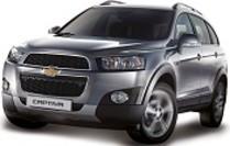 Chevrolet CAPTIVA 2011-