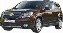 Chevrolet ORLANDO 12/2010-
