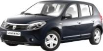 Dacia SANDERO 6/08-
