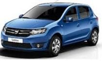 Dacia SANDERO II 01/2013-