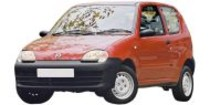 Fiat SEICENTO 5/98-