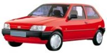 Ford FIESTA III 4/89-8/96