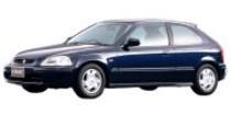 Honda CIVIC HB/SED 3d10/95-12/98