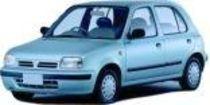 Nissan MICRA K11 12/92-3/98