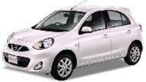 Nissan MICRA K13 2013-