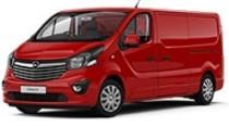 Opel VIVARO 6/2014-