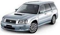 Subaru FORESTER 9/2002-1/2008