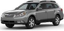 Subaru OUTBACK 09/09-