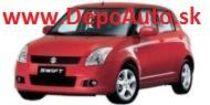 Suzuki SWIFT 05-9/2010