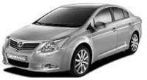 Toyota AVENSIS 2/09-