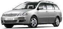 Toyota COROLLA SEDAN,KOMBI 02-08