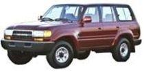 Toyota LANDCRUISER 80  90-96
