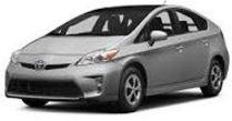 Toyota PRIUS 1/09-2012