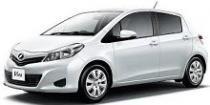 Toyota YARIS 9/2011-8/2013