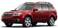 Subaru FORESTER 1/2008-
