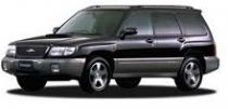 Subaru FORESTER 8/1997-9/2002